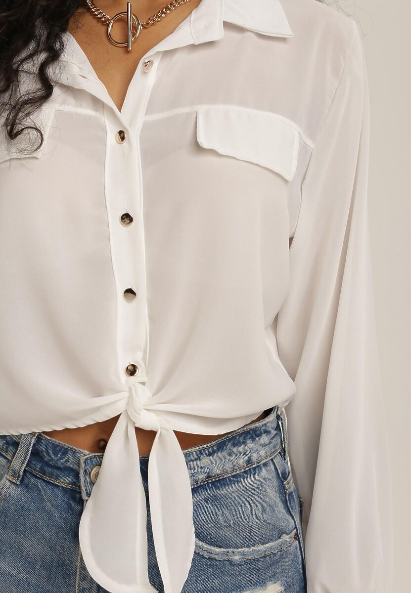 Biała Koszula Murieshell