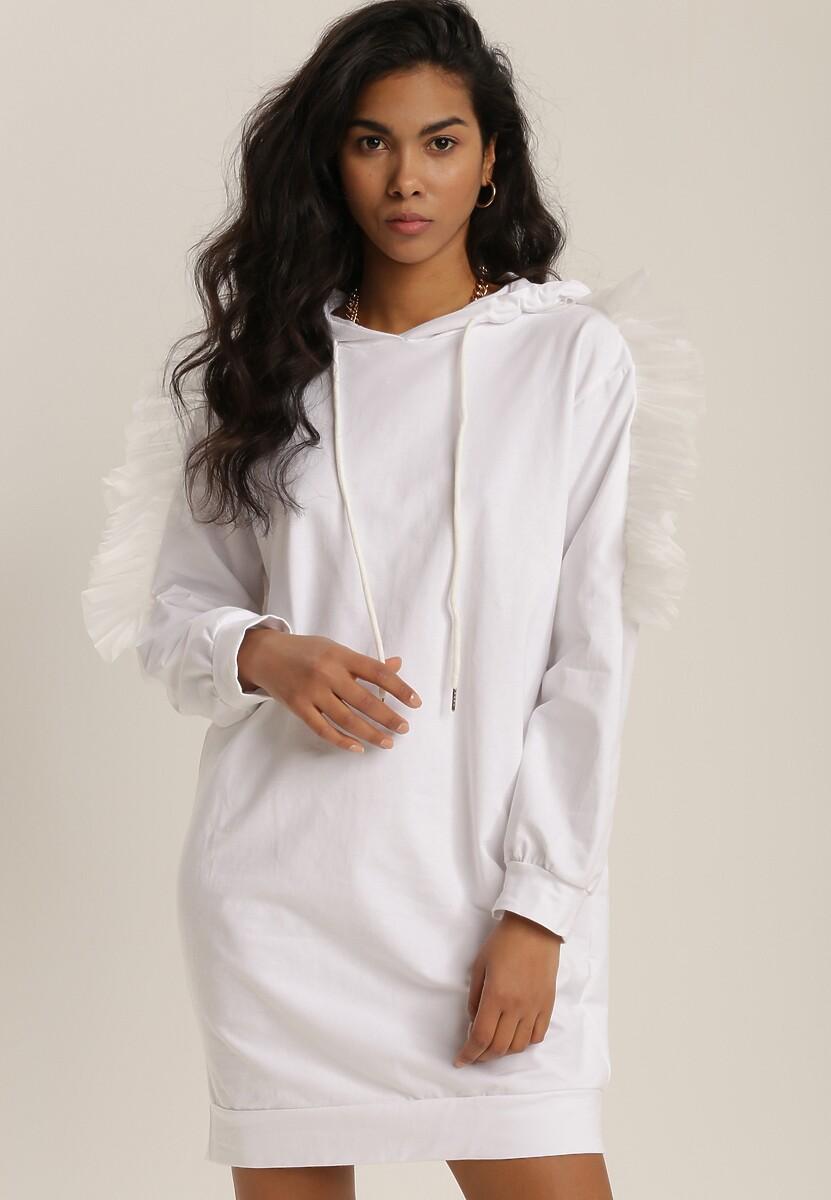 Biała Bluza Amalithilei