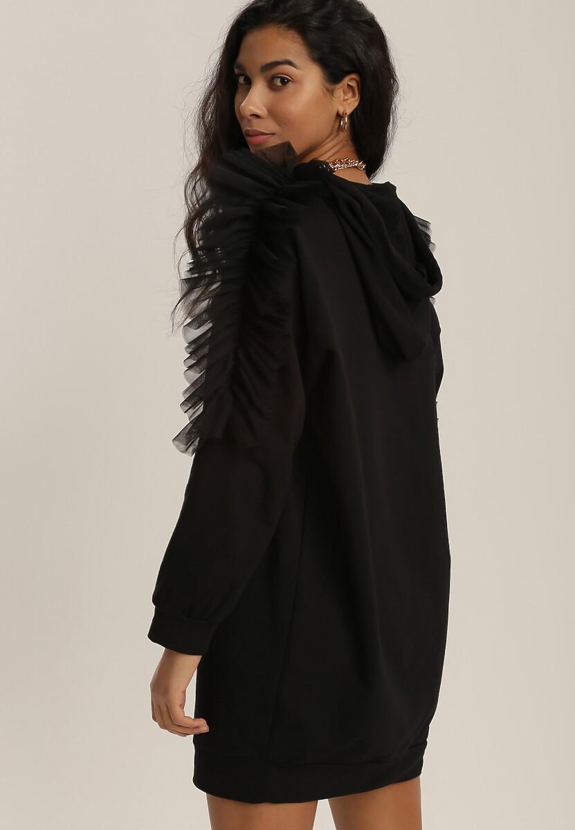 Czarna Bluza Amalithilei