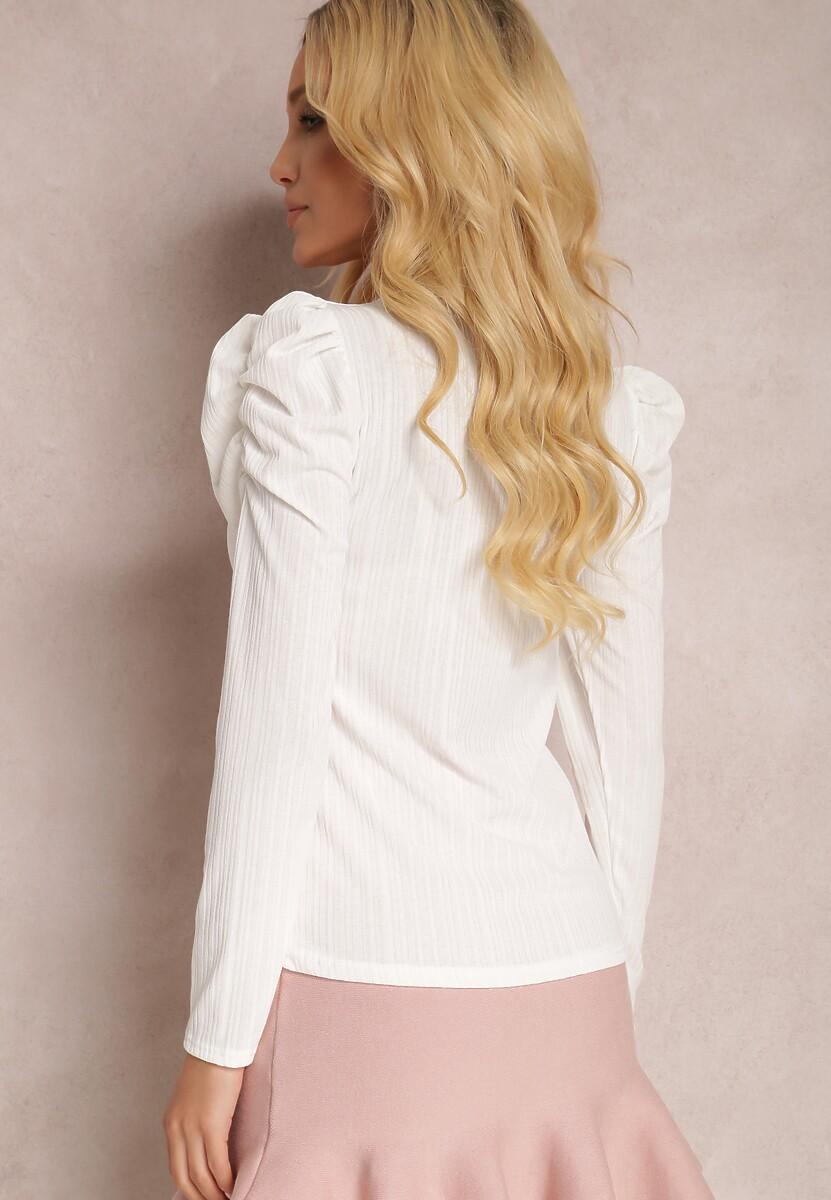 Biała Bluzka Iaolis