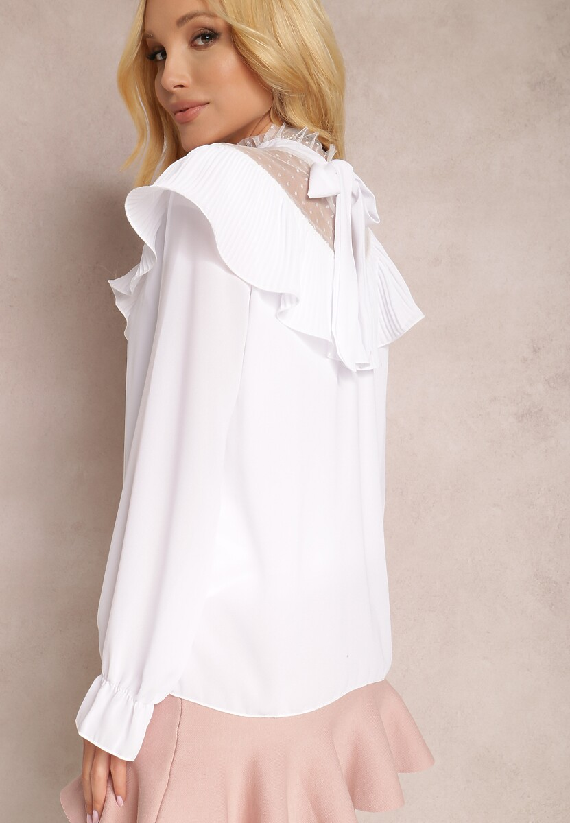 Biała Bluzka Physathera