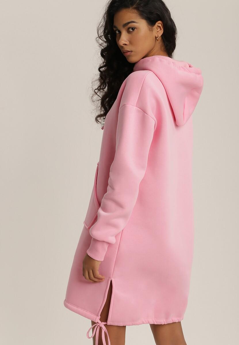 Różowa Bluza Meliteia