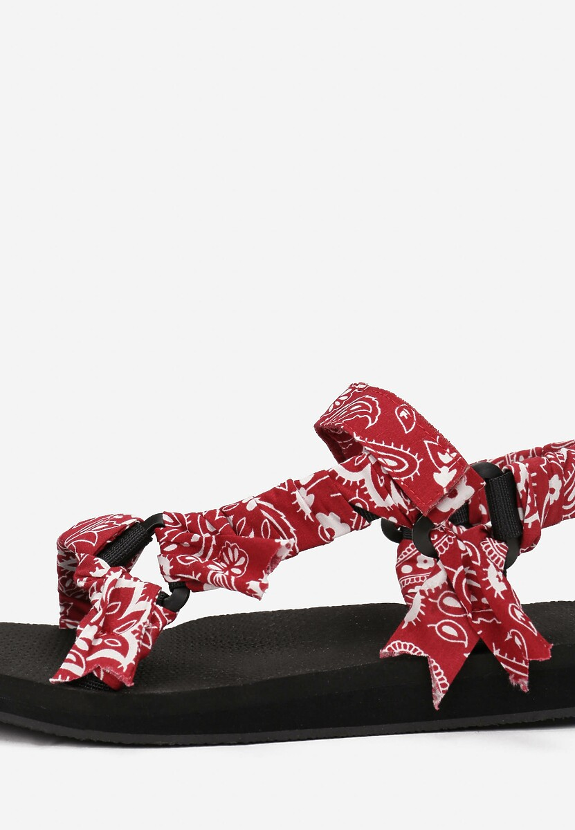 Czerwone Sandały Aerinia