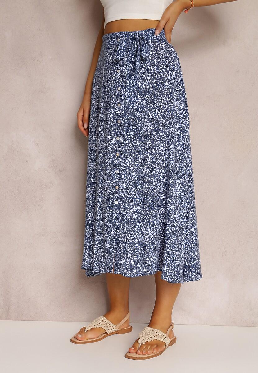 Niebieska Spódnica Salaphanise