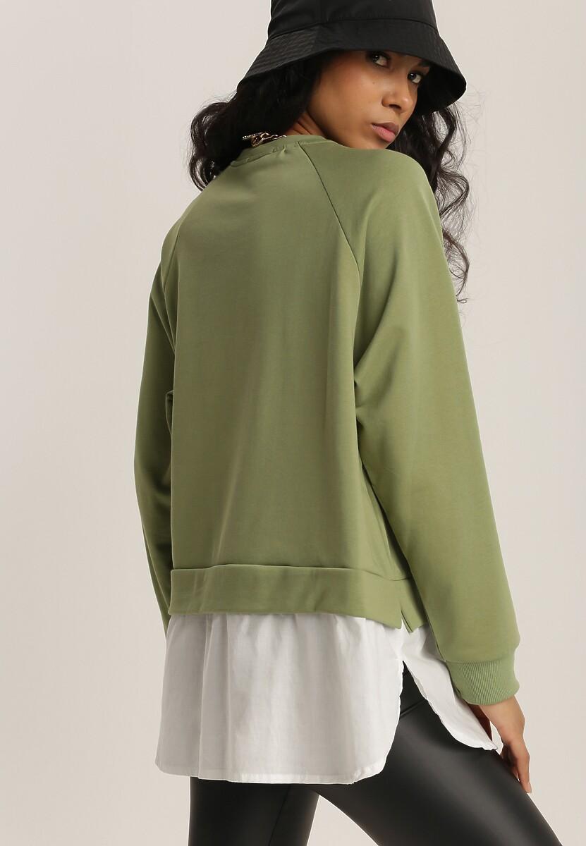 Zielona Bluza Ilelaira