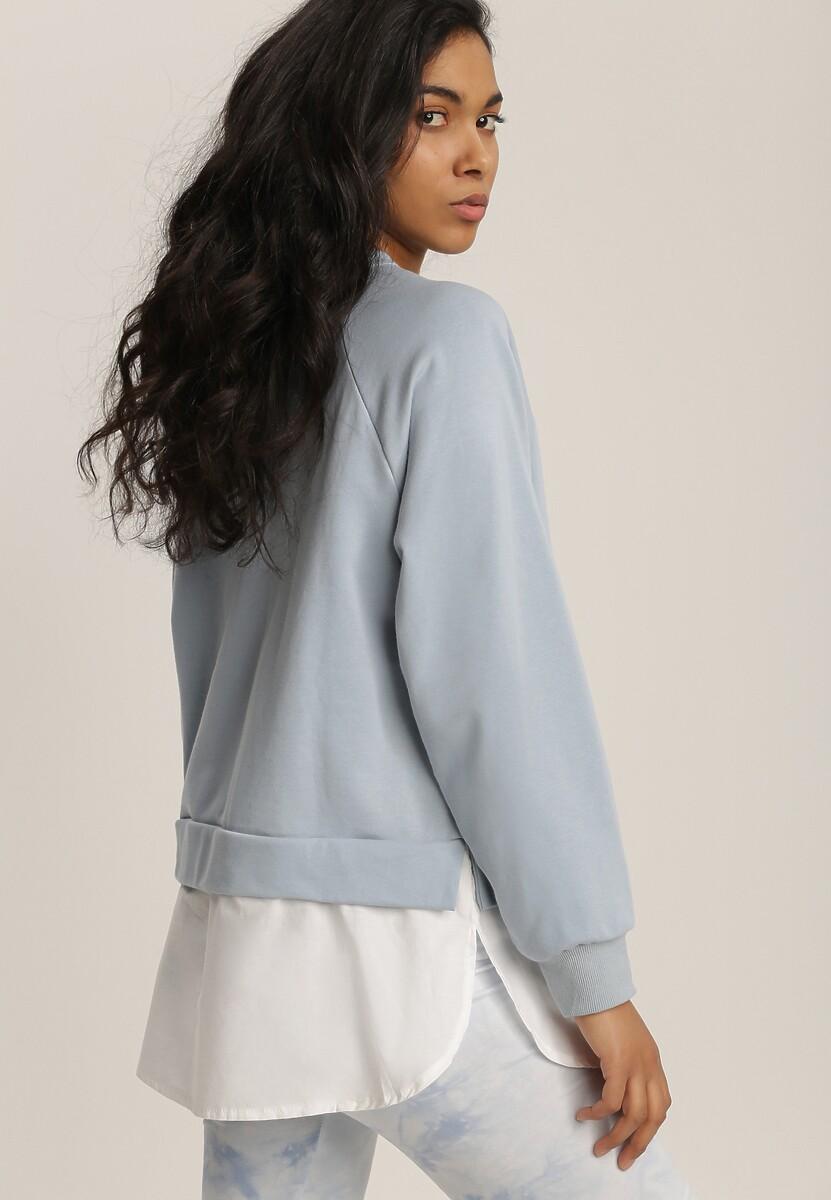 Jasnoniebieska Bluza Ilelaira