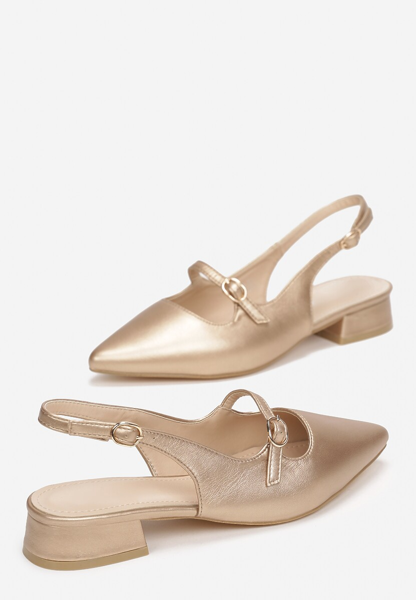 Szampańskie Sandały Cnassixia