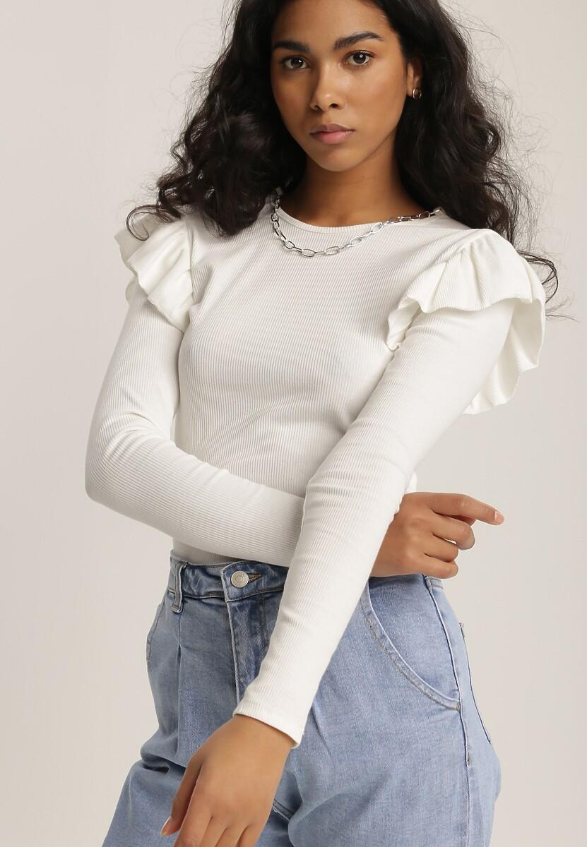 Biała Bluzka Zellili