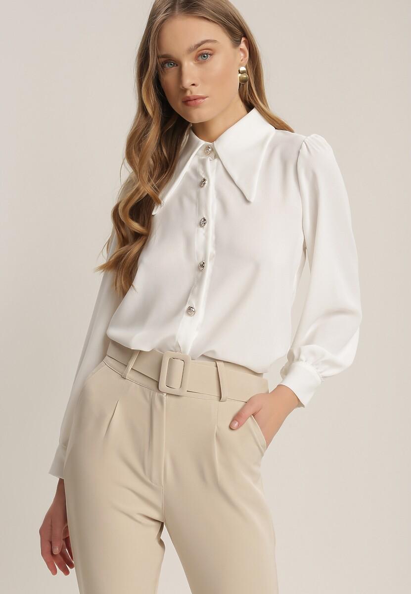 Biała Koszula Thronixia