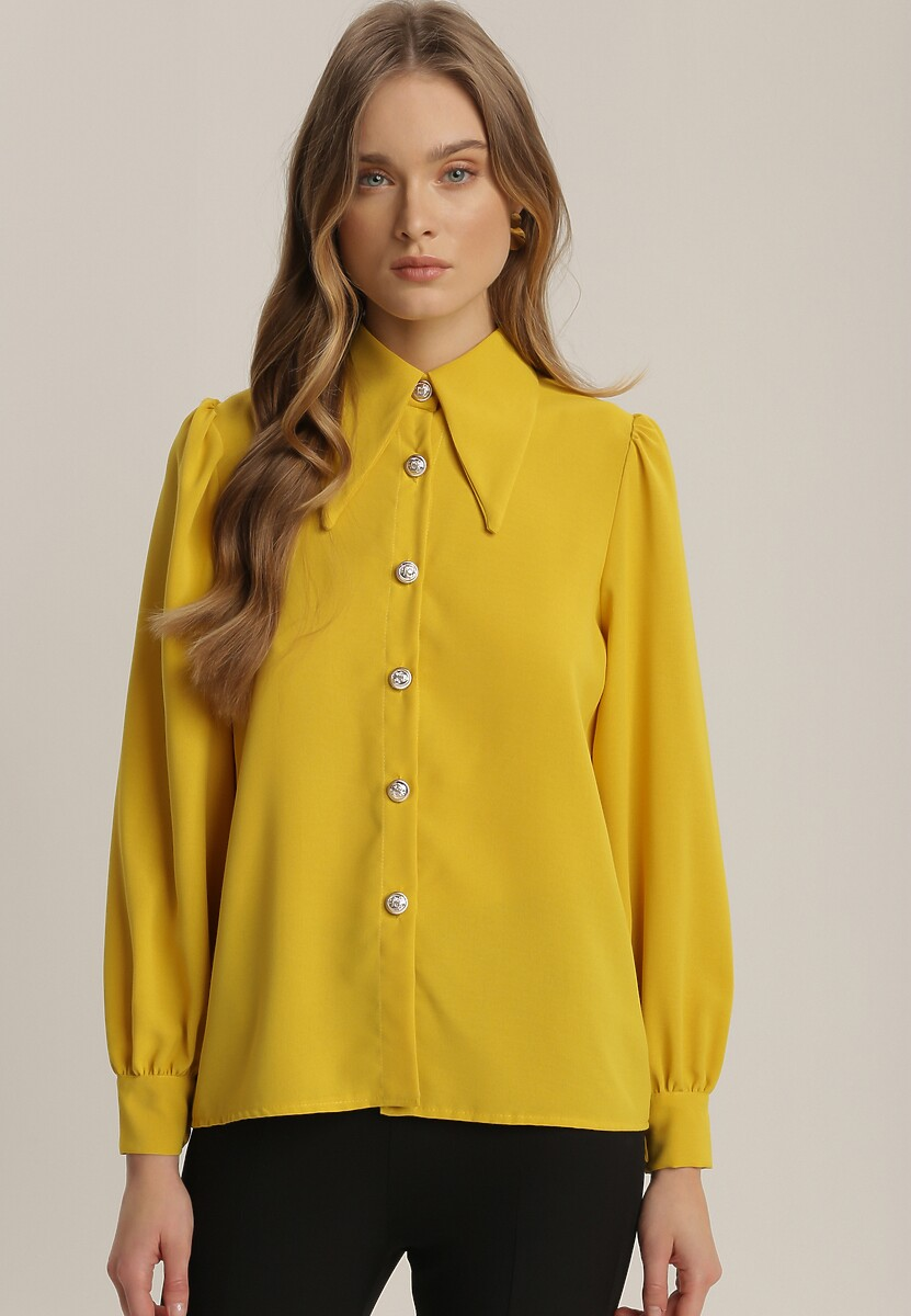 Żółta Koszula Thronixia