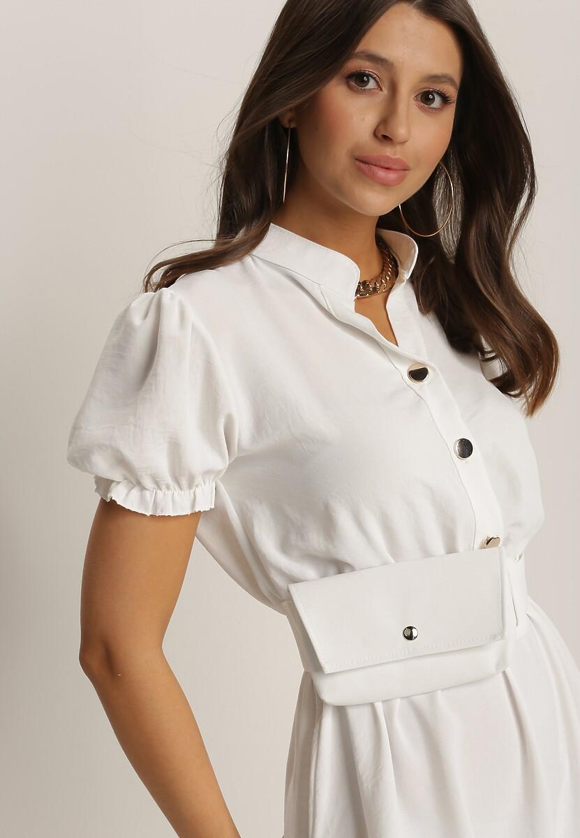 Biała Sukienka Thesperis
