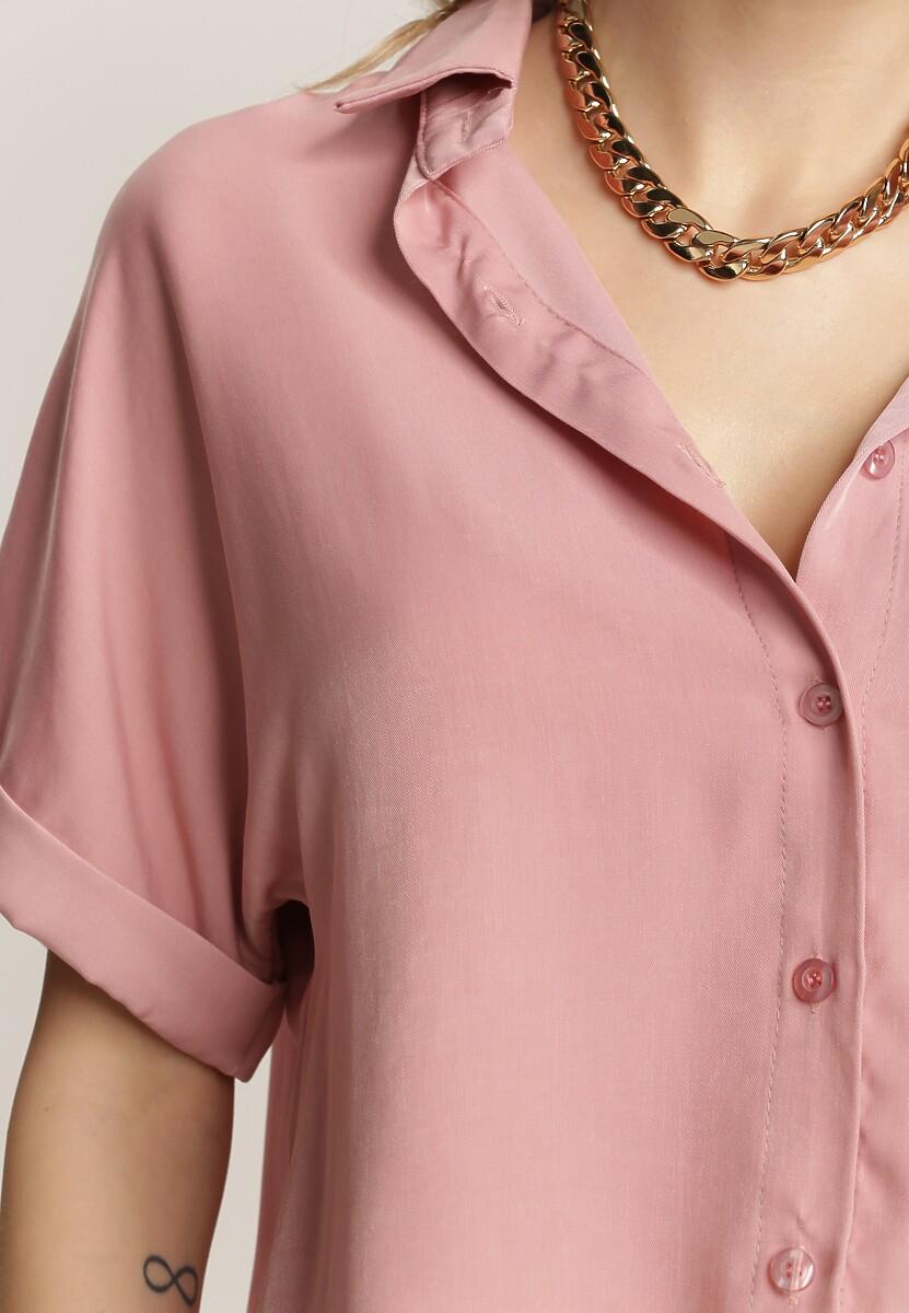 Różowa Koszula Thelaris