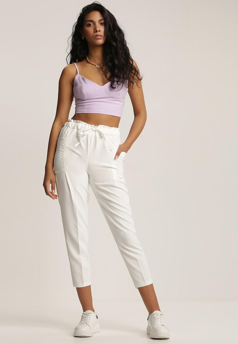 Białe Spodnie Kyloria