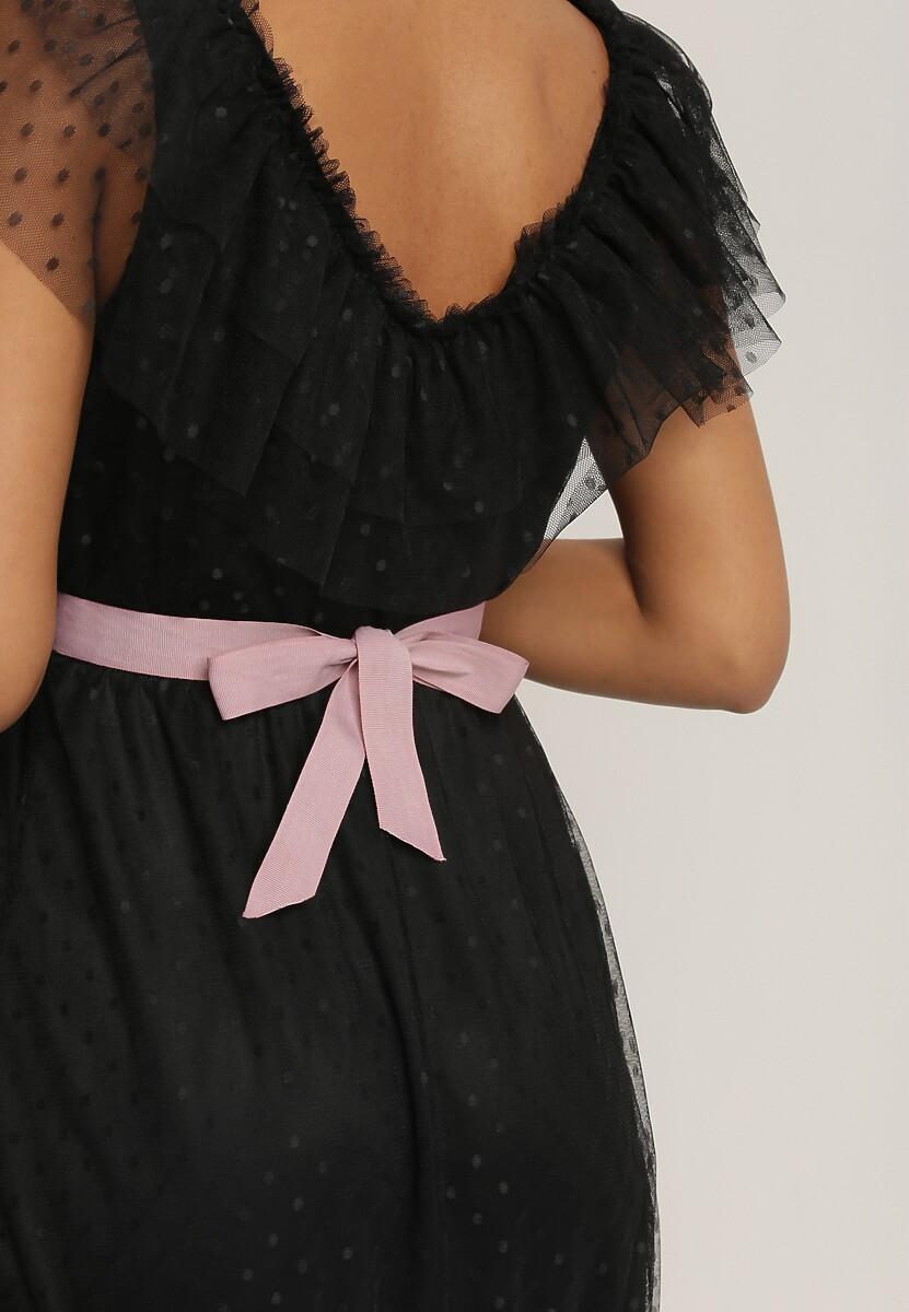 Czarna Sukienka Arrily