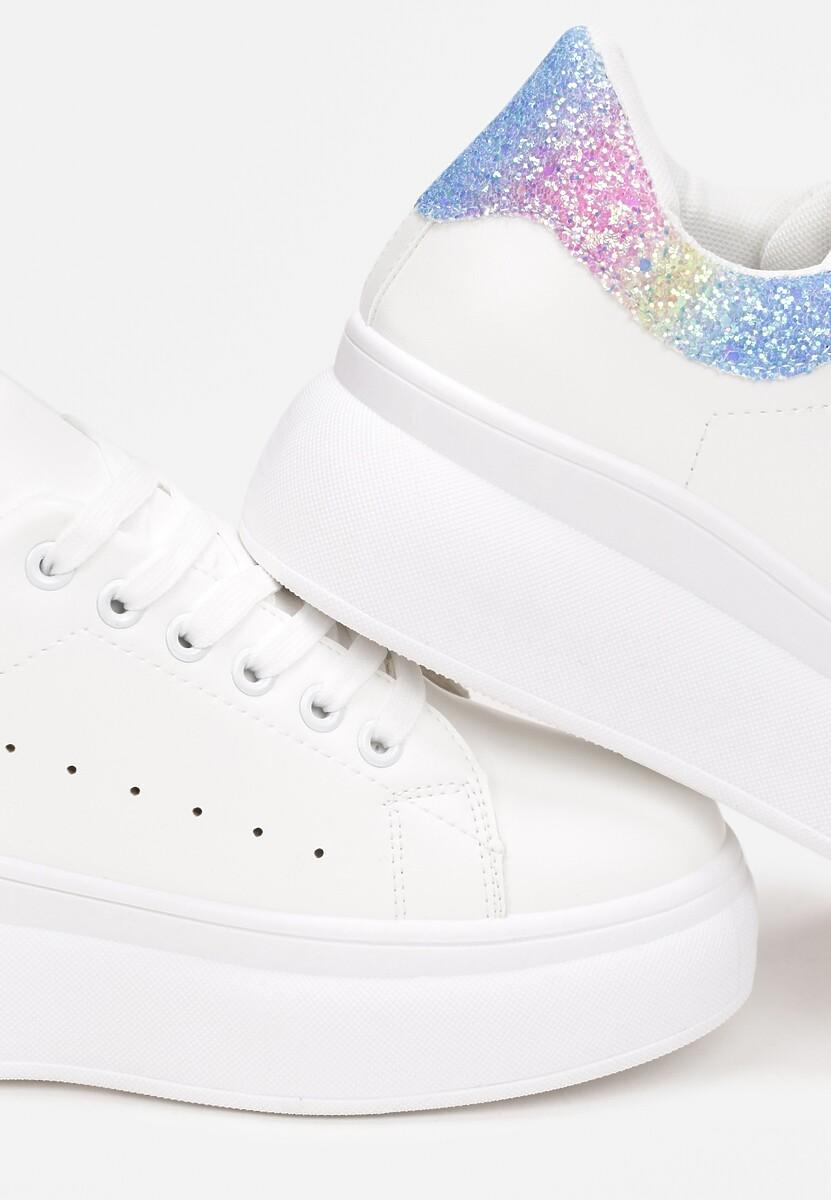 Białe Sneakersy Erwin