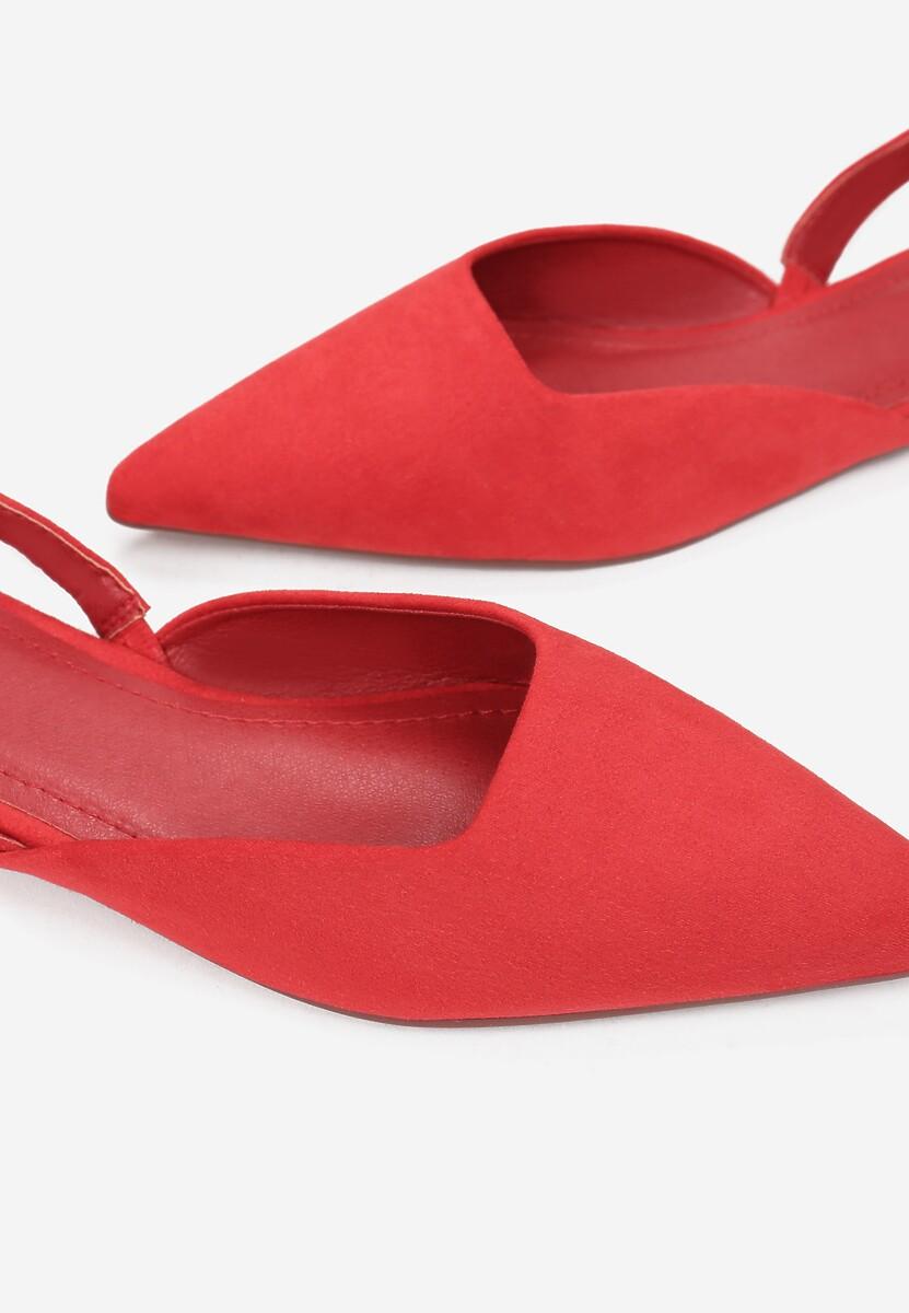 Czerwone Sandały Bathais