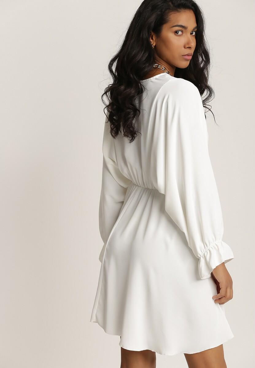 Biała Sukienka Palasiphe