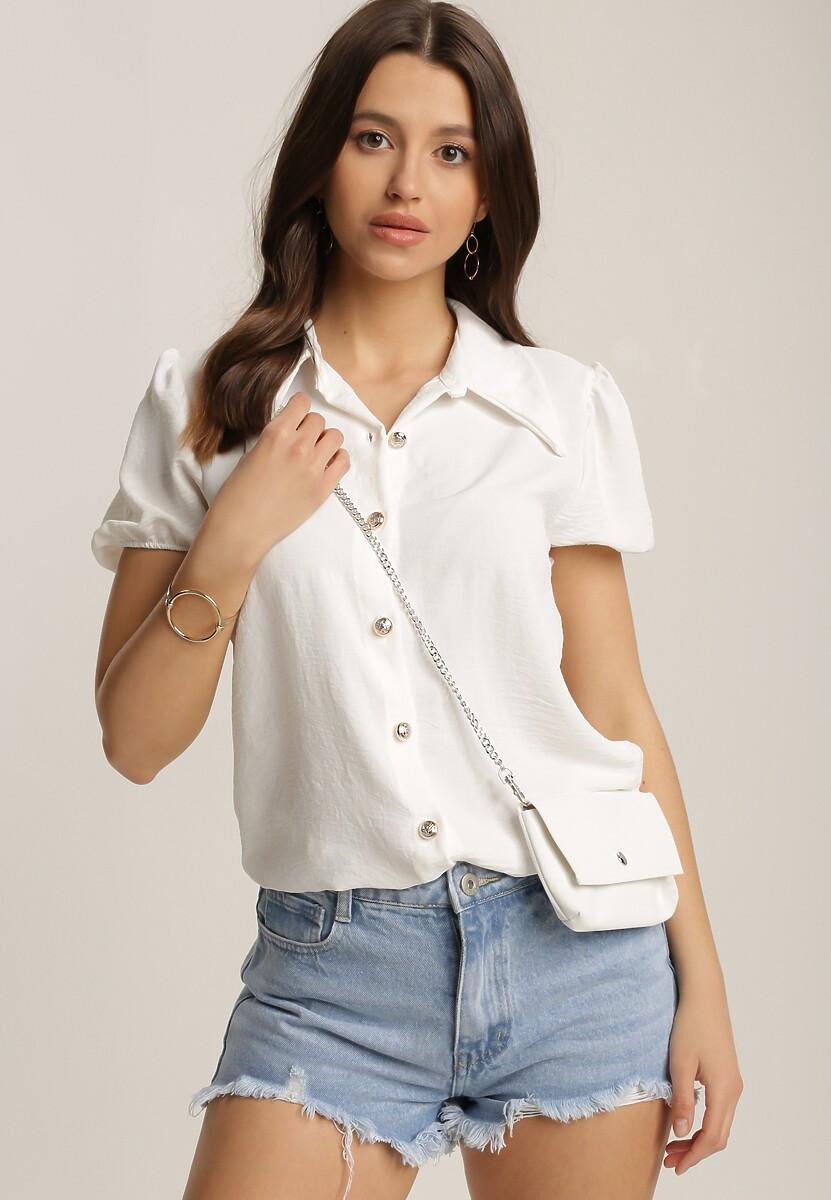 Biała Koszula Peshohsa