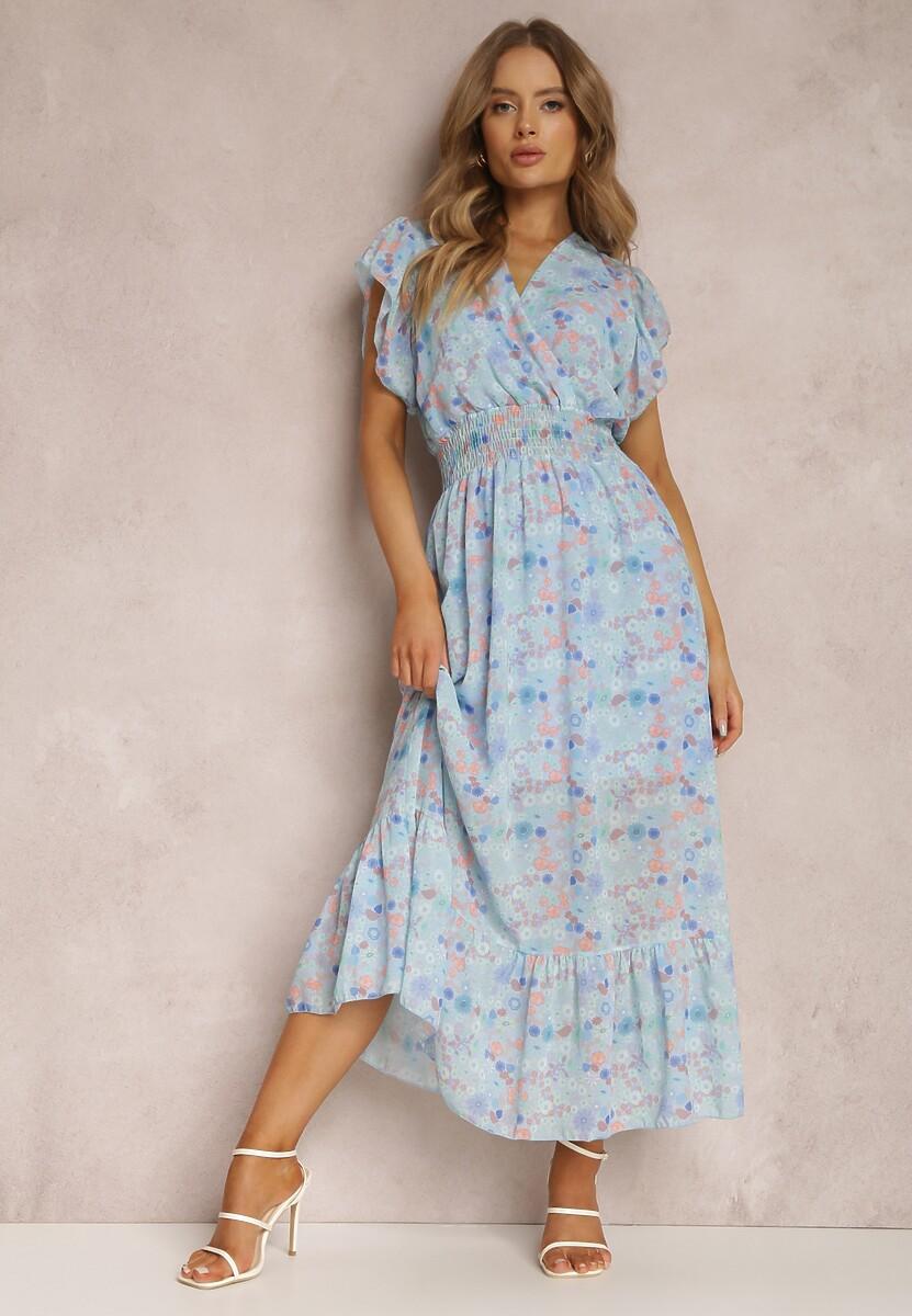 Jasnoniebieska Sukienka Oarama