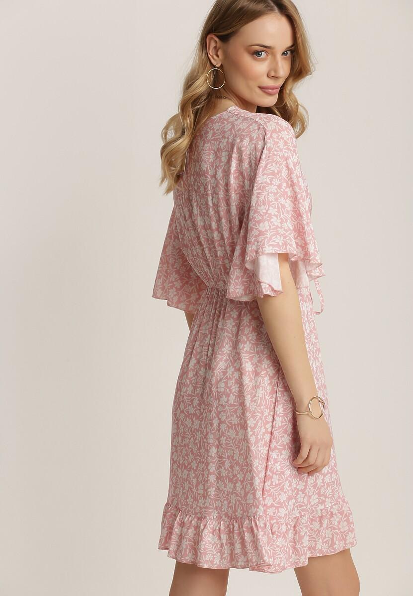 Różowa Sukienka Aetheteia