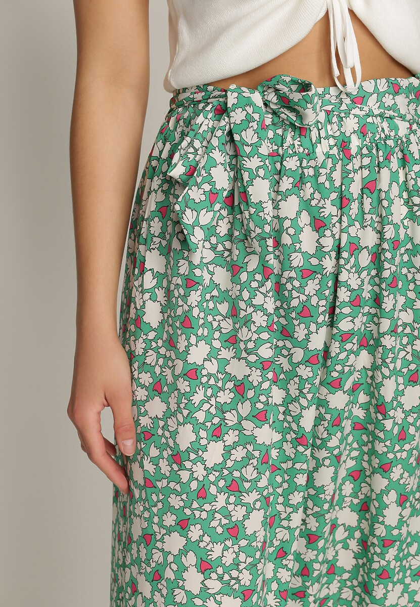 Zielona Spódnica Sineusa