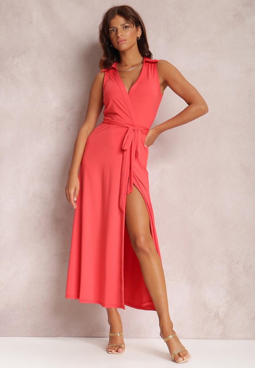 Czerwona Sukienka Crethallis