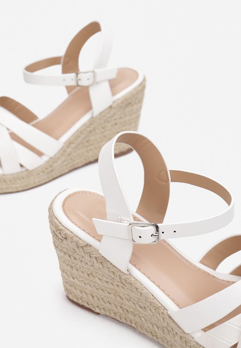 Białe Sandały Oriniassi