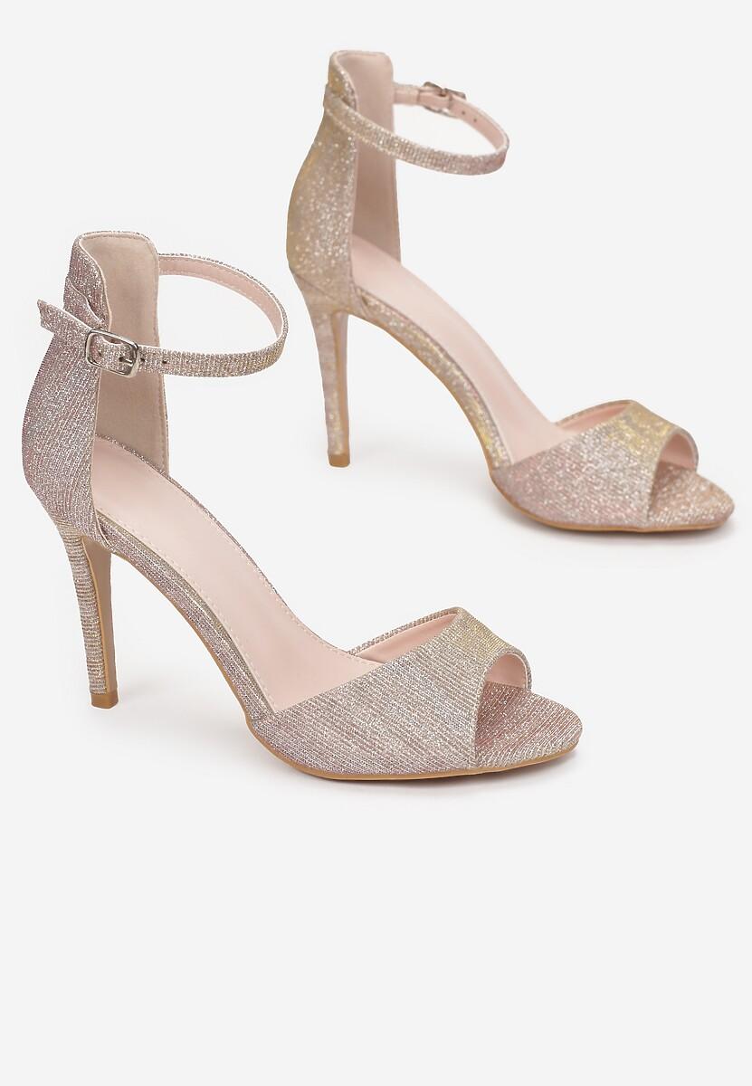 Szampańskie Sandały Stheusonce