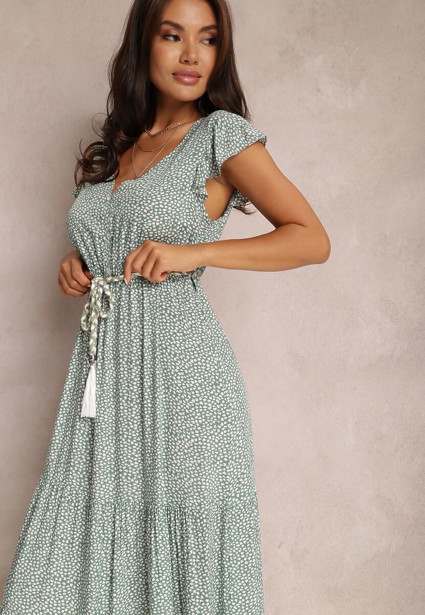 Zielona Sukienka Tudielle