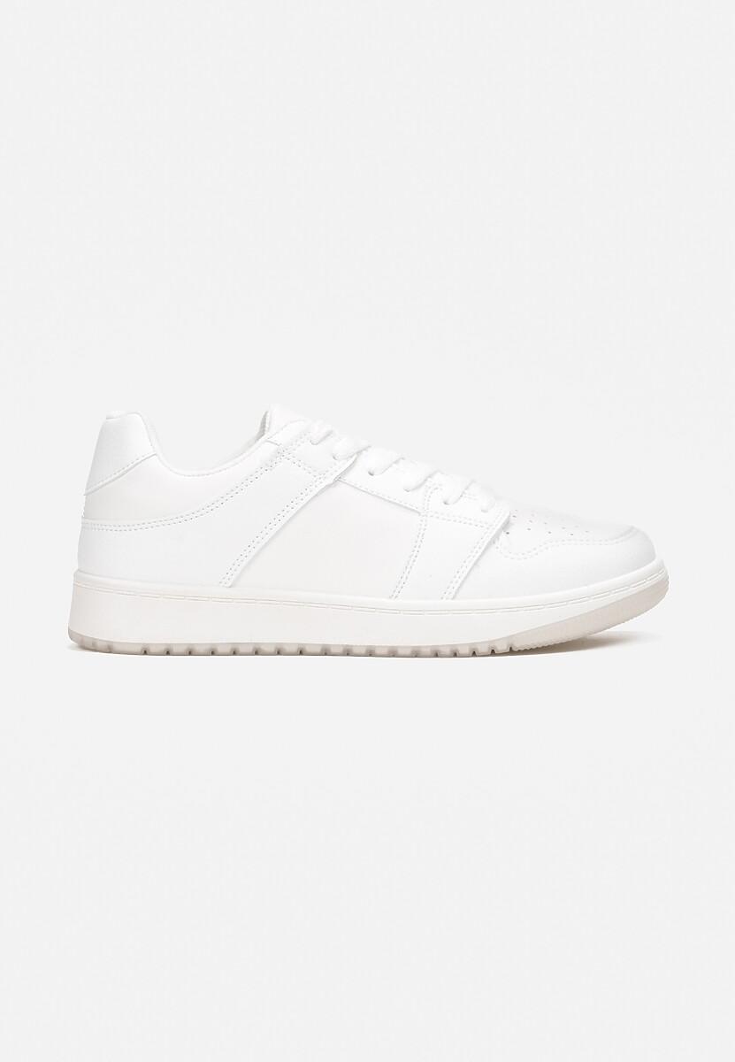 Białe Sneakersy Yulanez