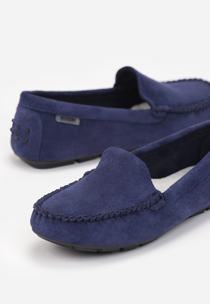 Niebieskie Mokasyny Muriefer