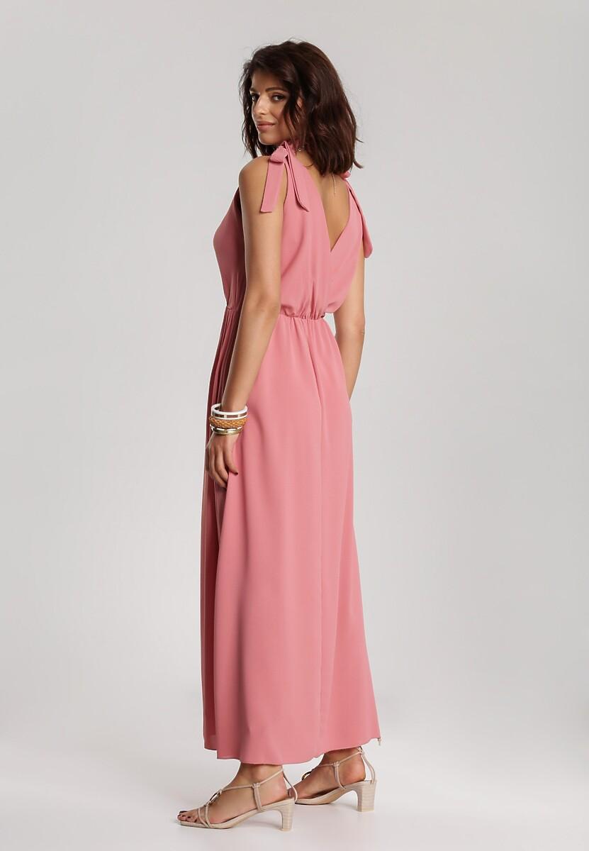 Różowa Sukienka Coreafa