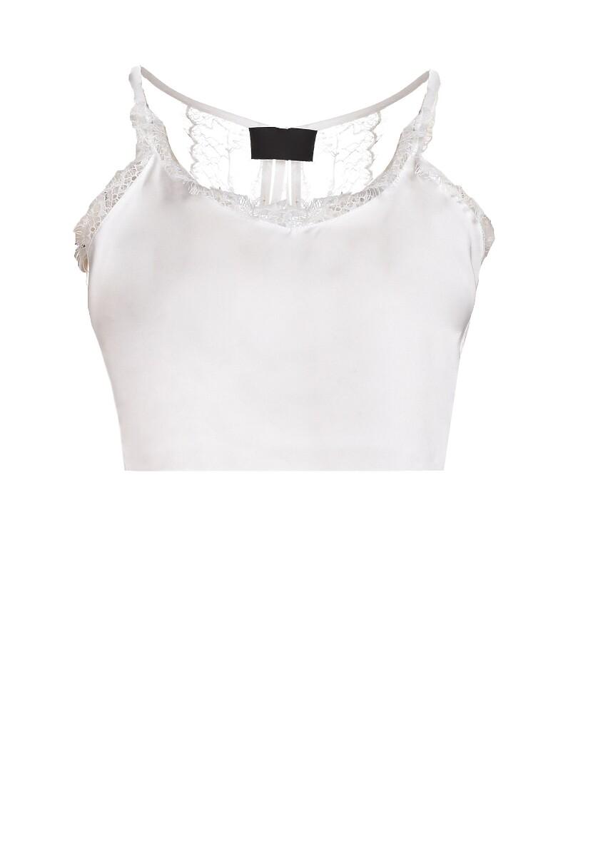 Biała Bluzka Arieslisa