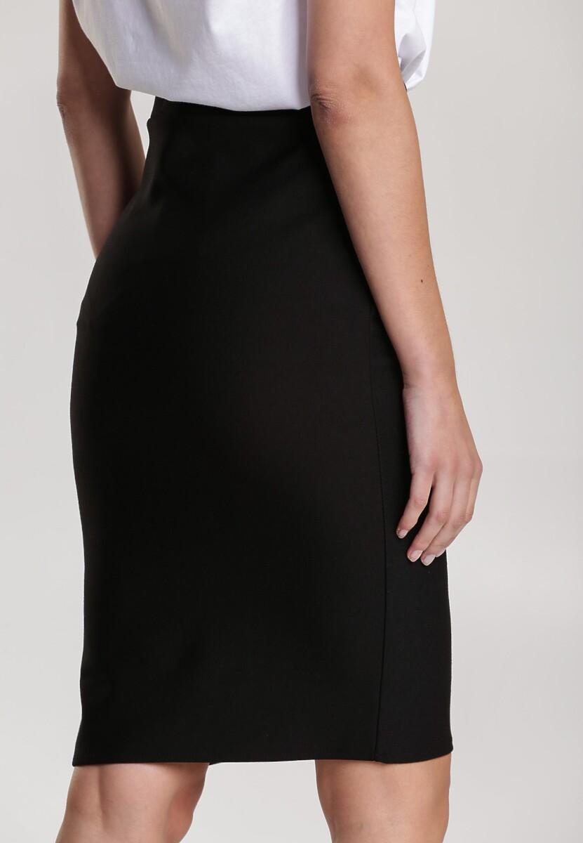 Czarna Spódnica Himelodia