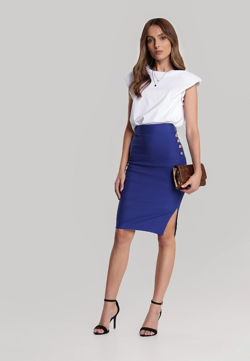 Niebieska Spódnica Himelodia