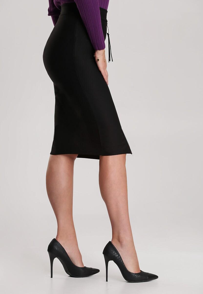 Czarna Spódnica Heylih