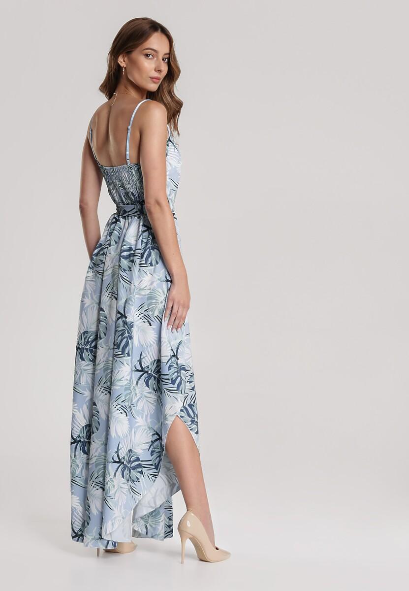 Jasnoniebieska Sukienka Elinney