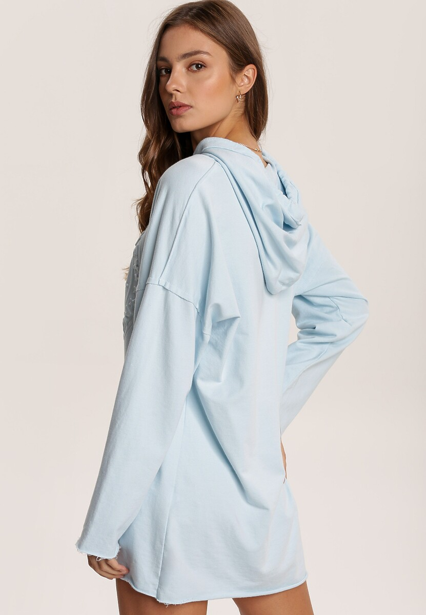 Jasnoniebieska Bluza Catelin