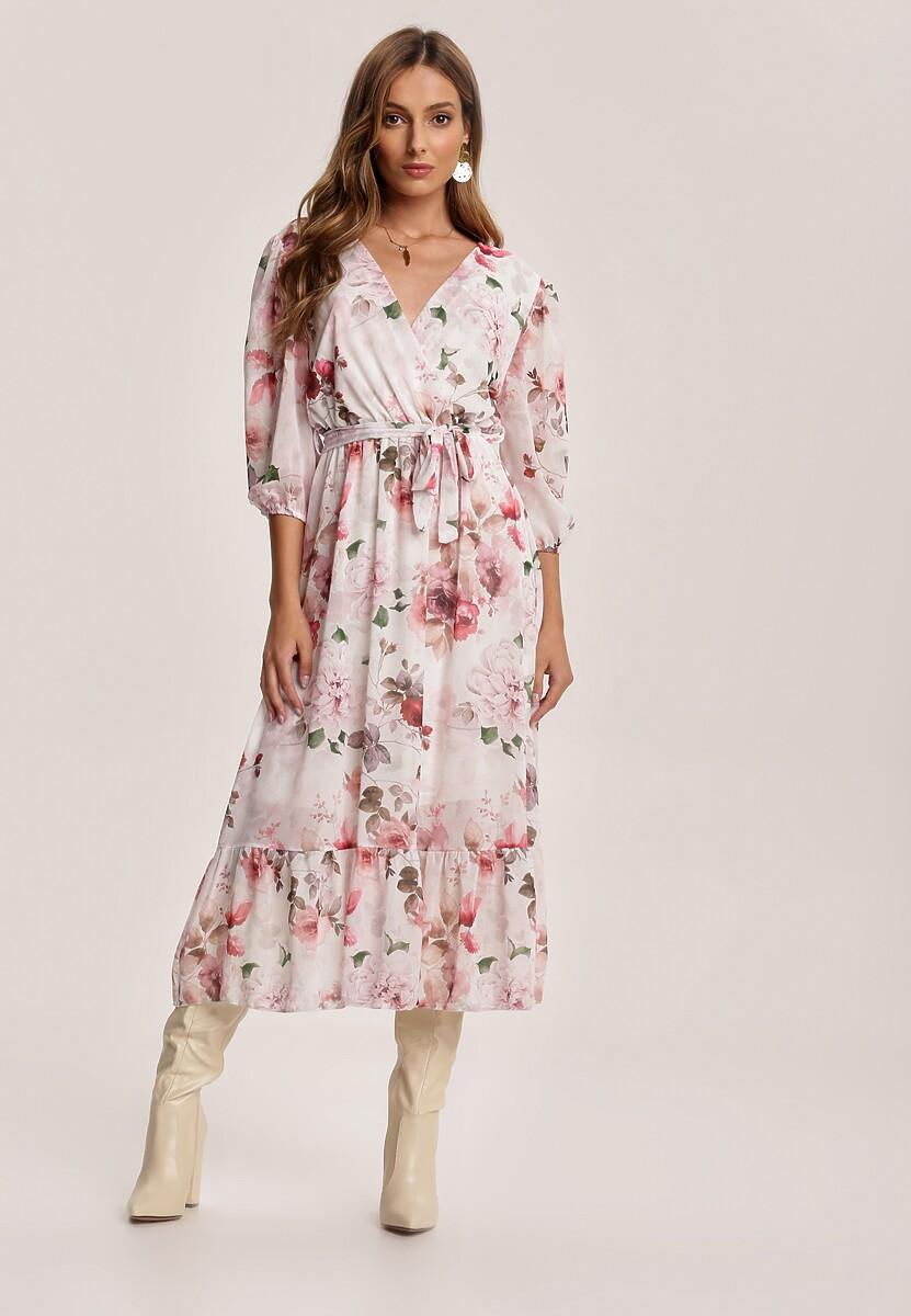 Biała Sukienka Vilinnessa