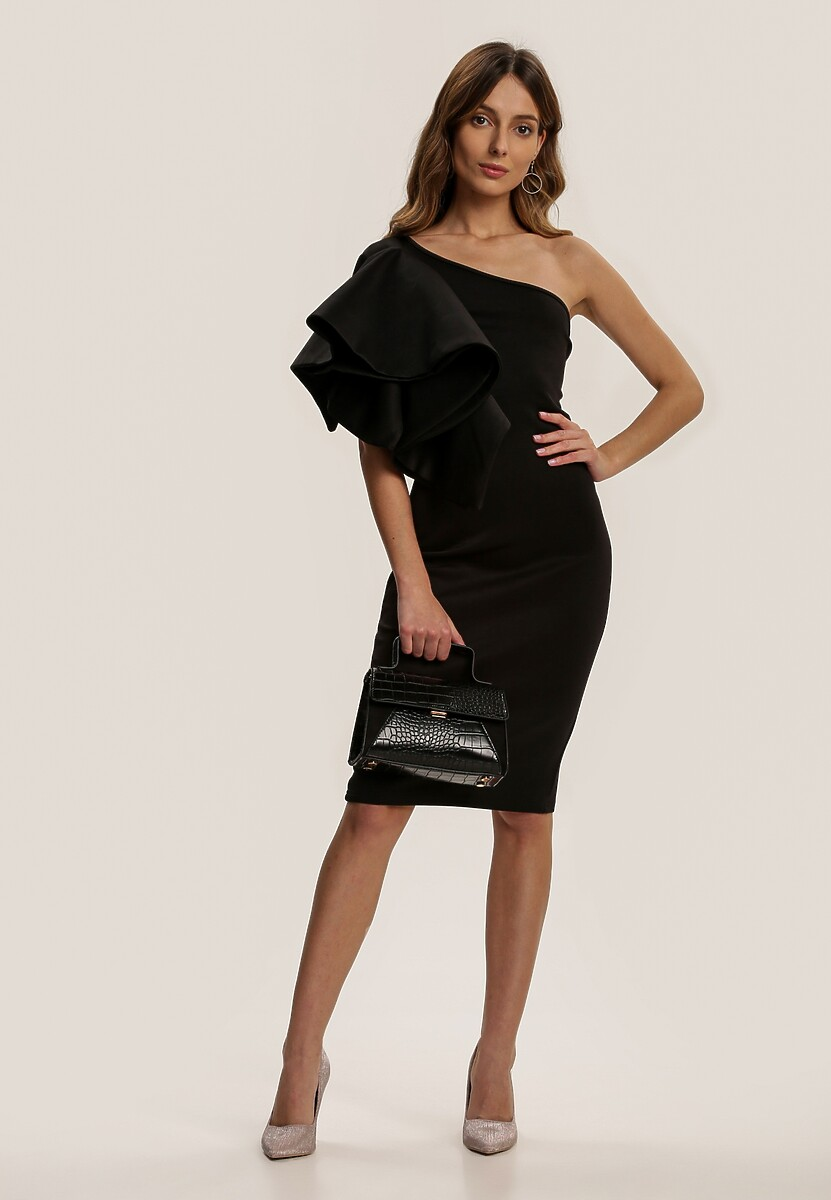 Czarna Sukienka Oaratune