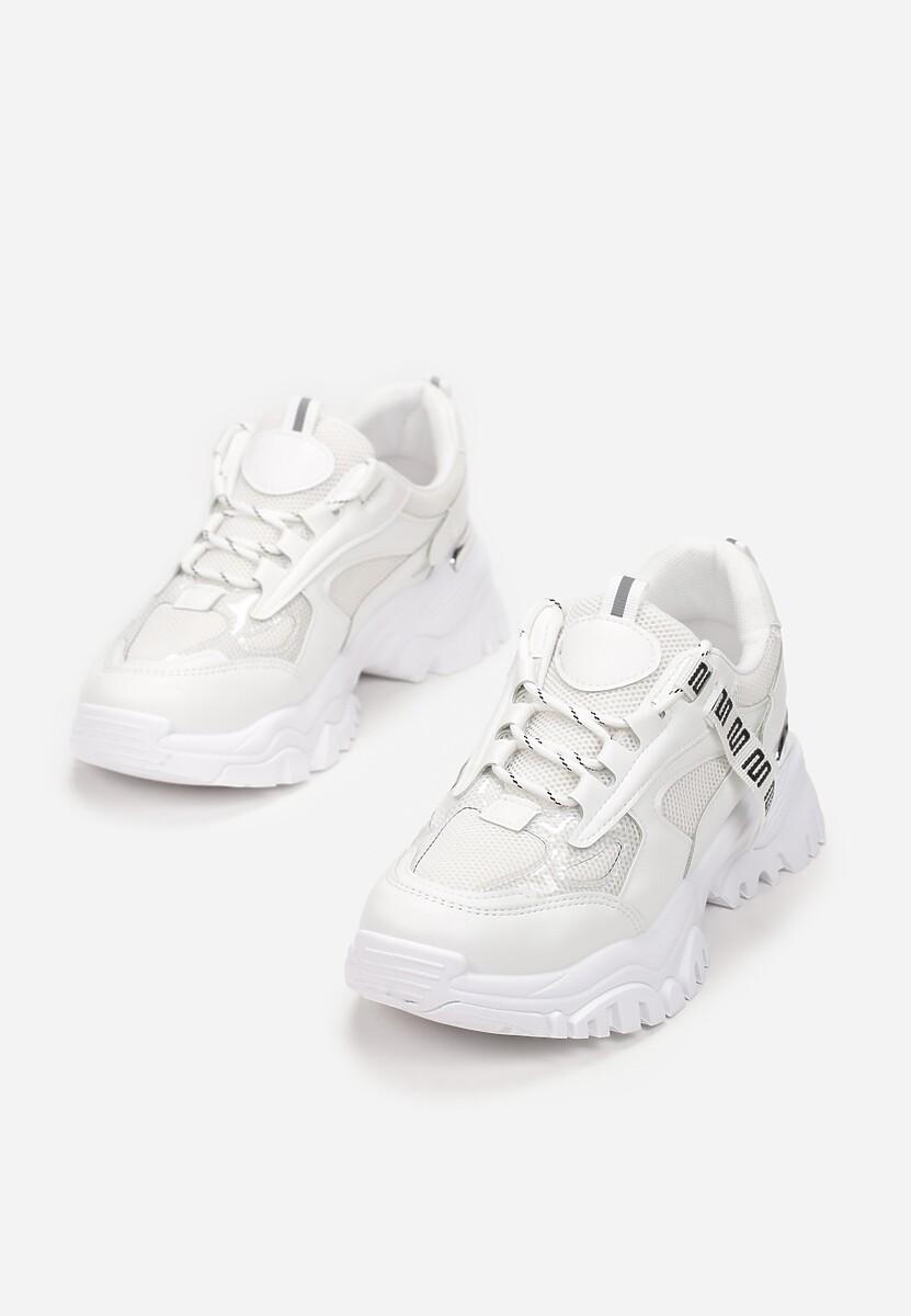 Białe Sneakersy Lisis