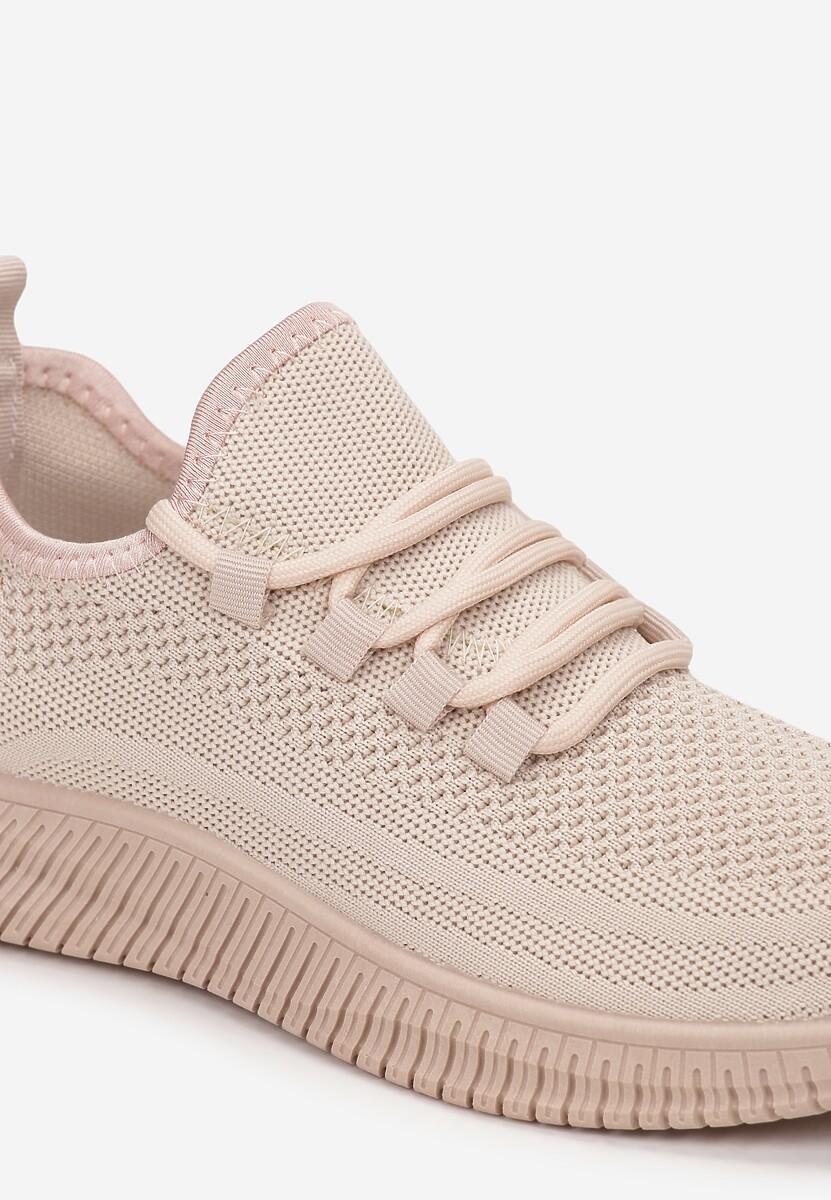 Różowe Sneakersy Savarorise