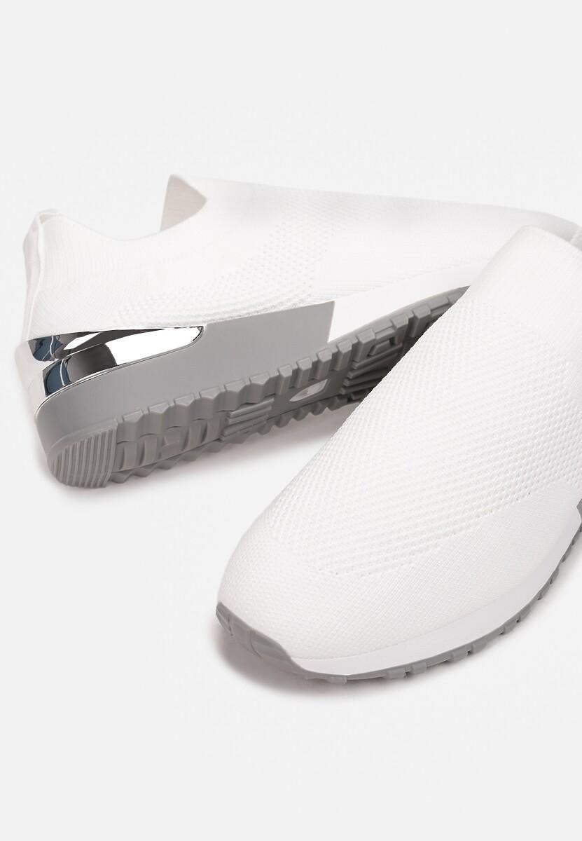 Białe Sneakersy Adoziophai
