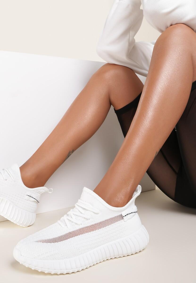 Białe Buty Sportowe Iphorise