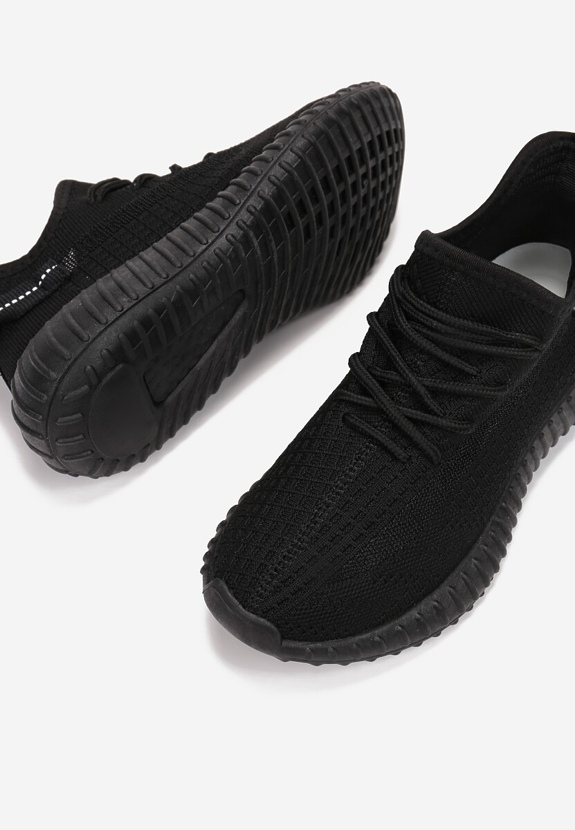 Czarne Buty Sportowe Iphorise