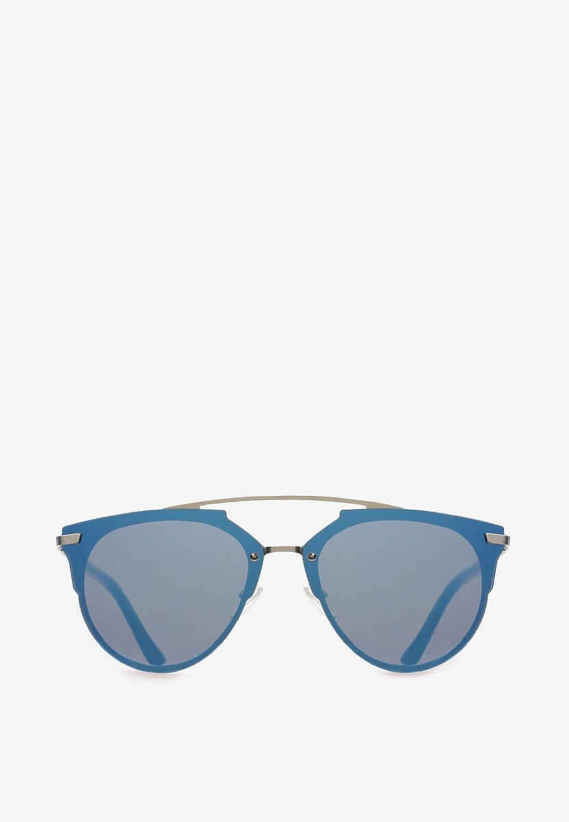 Granatowe Okulary Peleg
