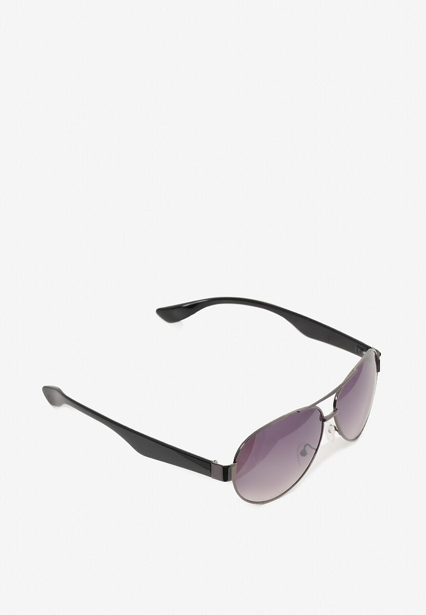 Czarne Okulary Ronan