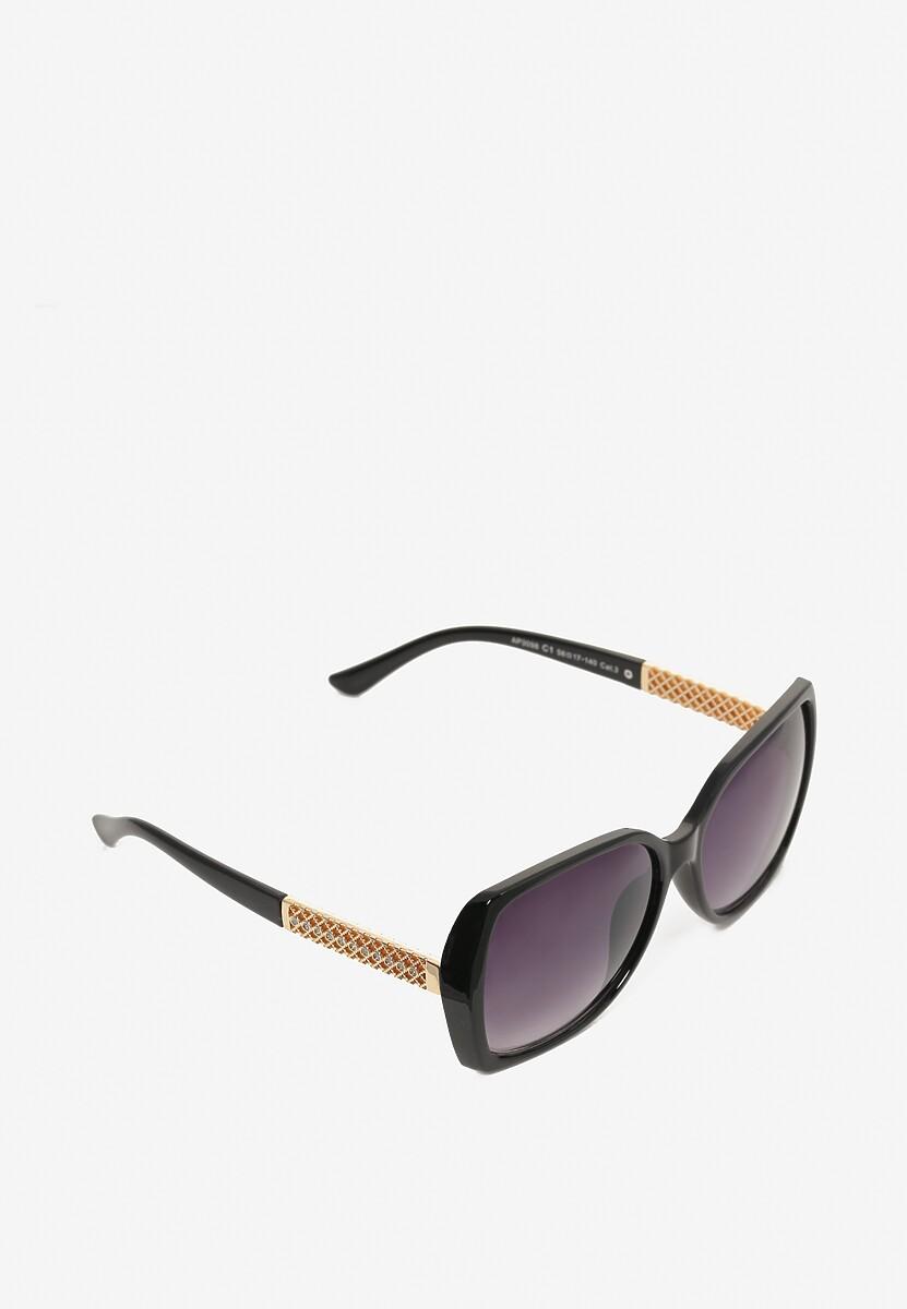 Czarne Okulary Akisite