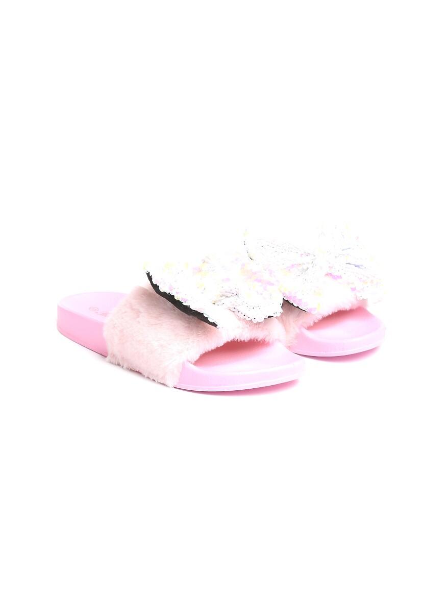 Różowe Klapki Undercover