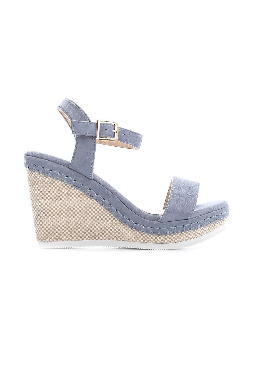 Niebieskie Sandały Gainful
